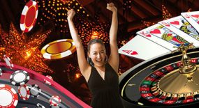 Earn more money with the online gambling